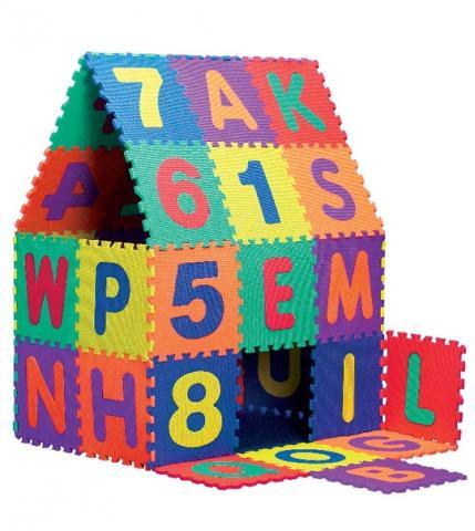 Tapis En Mousse Puzzle Ou Trouver Bebe Ch